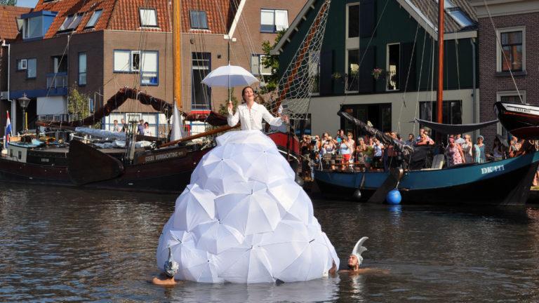 Foto StudioSaf - Drijvende Diva in De Haven